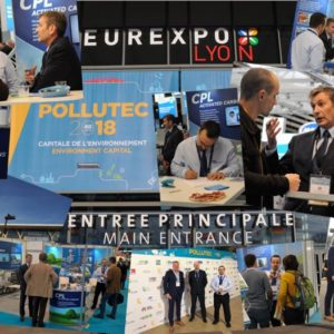 CPL Activated Carbons Pollutec 2018