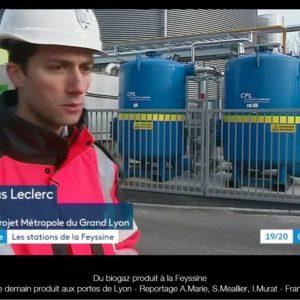 CPL Activated Carbons - Clean-Flo VOCSorber - Biogaz Lyon