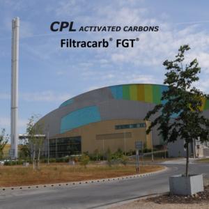 Charbon actif en poudre - Filtracarb FGT - CPL